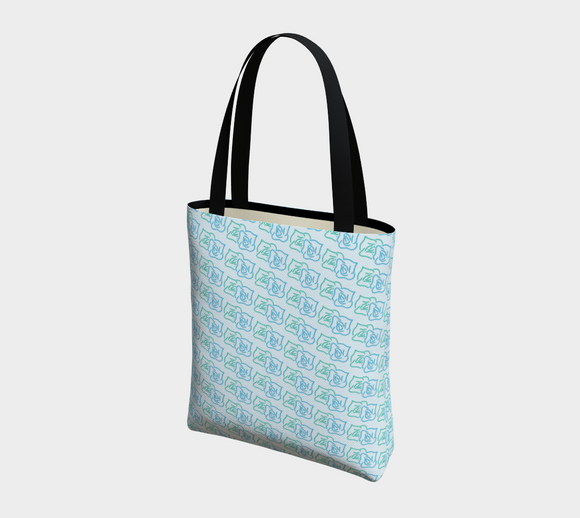Walking for Sixty-five Roses Basic Tote