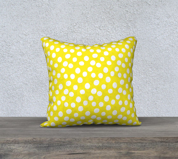 All About the Dots Pillow Case - 18