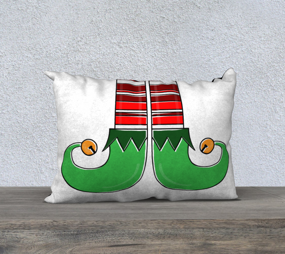 Elf Feet Pillow Case - 20