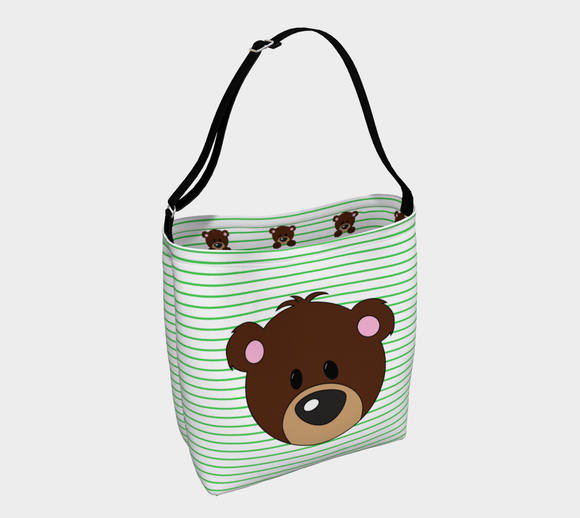 Buddy the Bear Tote Bag