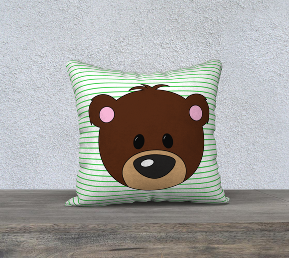 Buddy the Bear Pillow Case - 18