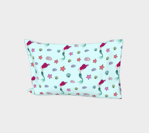 Under the Sea Bed Pillow Sleeve