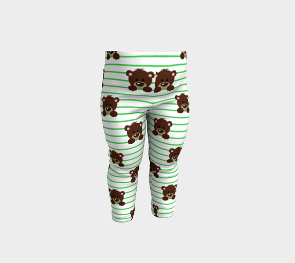 Buddy the Bear Baby Leggings