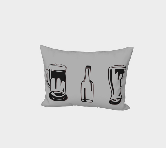 The Bar Bed Pillow Sham