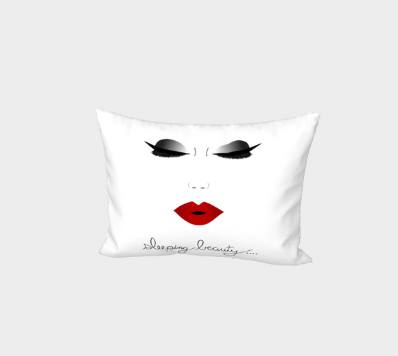 Sleeping Beauty Bed Pillow Sham
