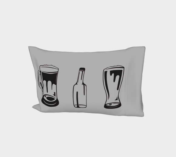 The Bar Bed Pillow Sleeve