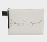 Falling For You Pouch