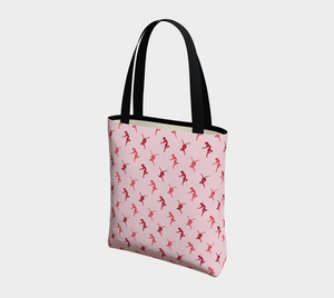 Dance Like Nobody's Watching Basic Tote