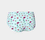 Under the Sea Mini Shorts