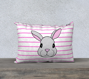 "Rosie the Rabbit Pillow Case - 20""x14"""