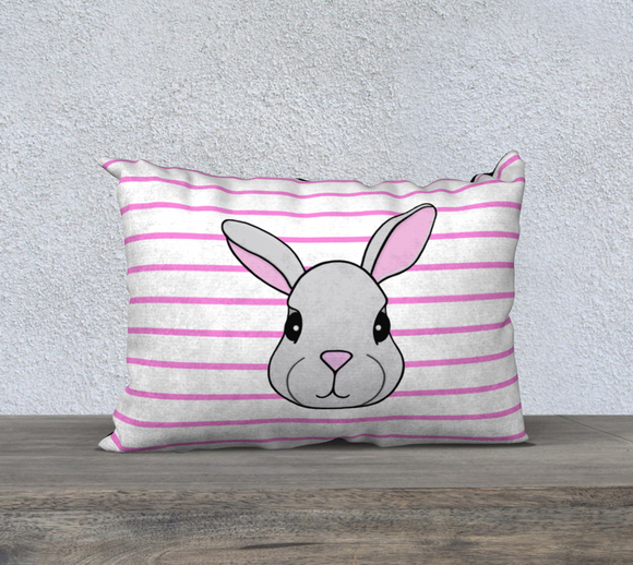 Rosie the Rabbit Pillow Case - 20
