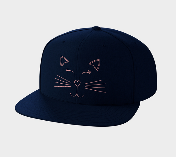 Pretty Kitty Snapback Hat