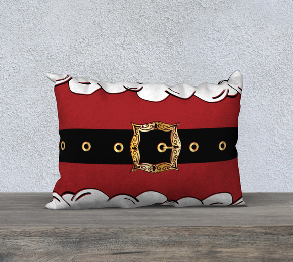 Santa Suit Pillow Case - 20