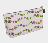 Bouquet of Flowers Makeup Bag