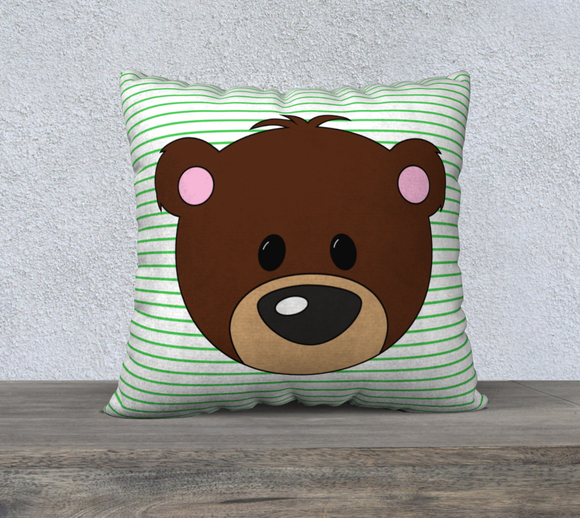 Buddy the Bear Pillow Case - 22