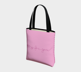 Falling For You Basic Tote