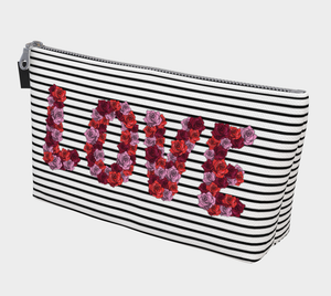 Blooming Love Makeup Bag
