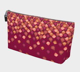 Falling Leaves Makeup Bag