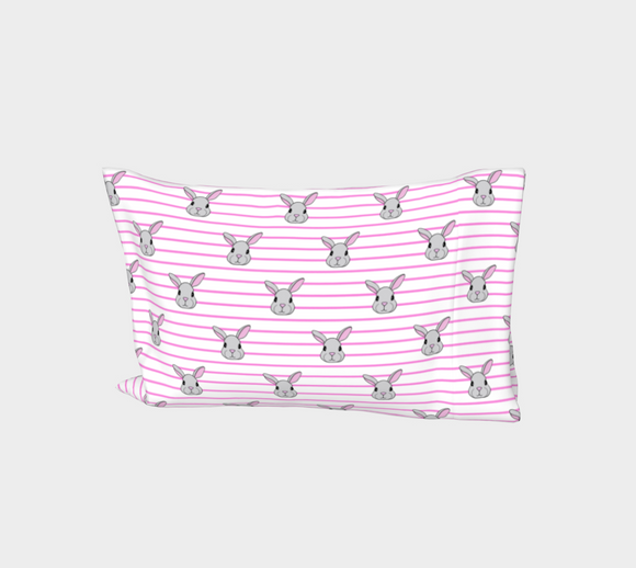 Rosie the Rabbit Bed Pillow Sleeve