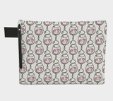 Wine is Always a Good Idea Patterned Pouch