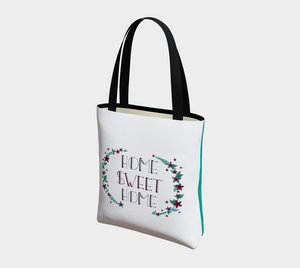 Home Sweet Home Basic Tote