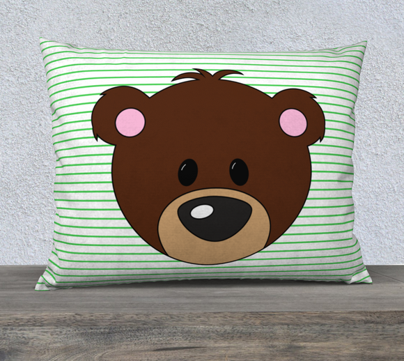 Buddy the Bear Pillow Case - 26