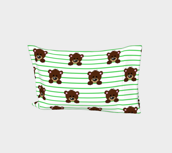 Buddy Bear Bed Pillow Sleeve