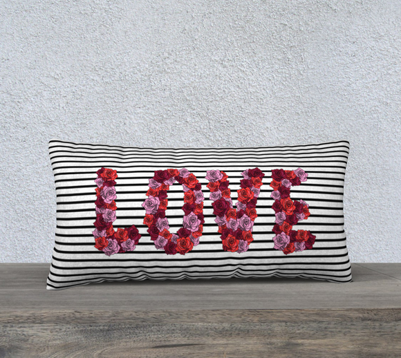 Blooming Love Pillow Case - 24