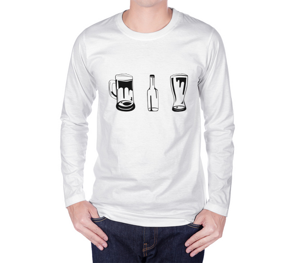 The Bar Long Sleeve T-Shirt