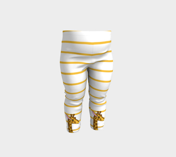 Georgia the Giraffe Baby Leggings