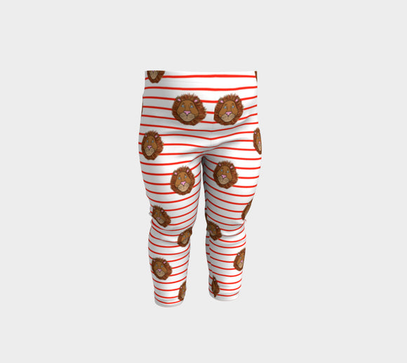 Leo the Lion Baby Leggings