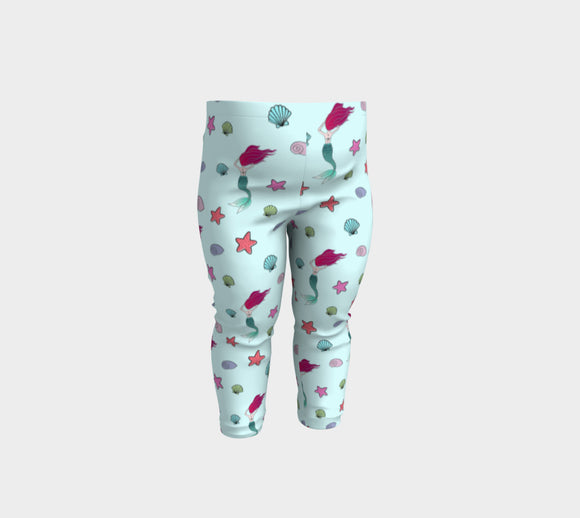Under the Sea Baby Leggings