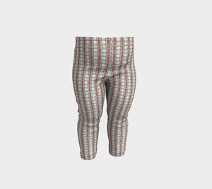 Classic Plaid Baby Leggings
