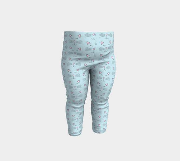 Pretty Kitty Baby Leggings
