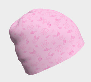 Cartoon Rose Beanie
