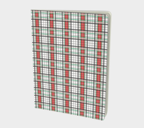 Classic Plaid Notebook