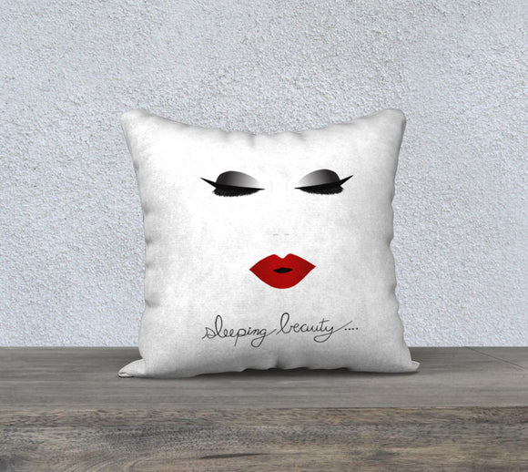 Sleeping Beauty Pillow Case - 18