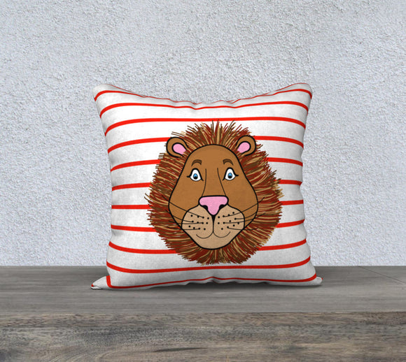 Leo the Lion Pillow Case - 18