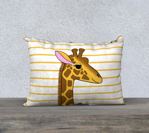Georgia the Giraffe Pillow Case - 20