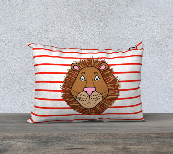 Leo the Lion Pillow Case - 20