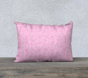"Cartoon Rose Pillow Case - 20""x14"""