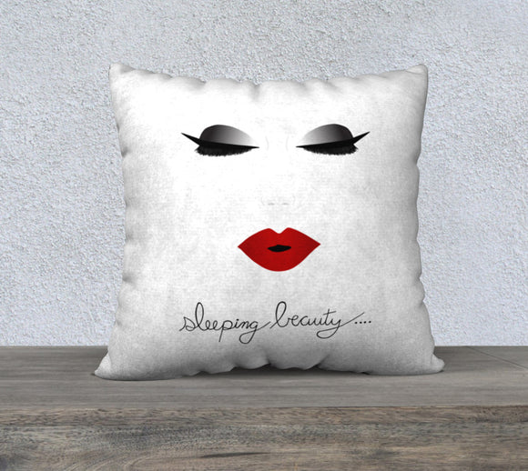 Sleeping Beauty Pillow Case - 22