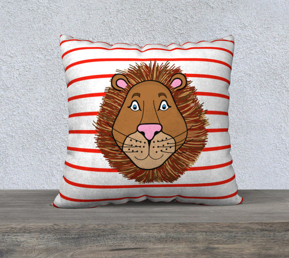 Leo the Lion Pillow Case - 22