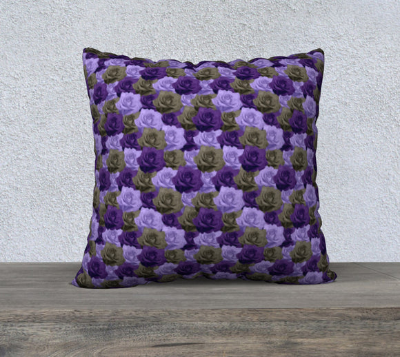Roses Pillow Case - 22