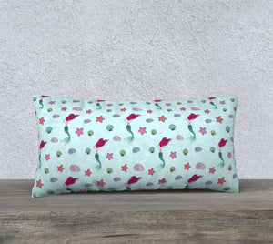 "Under the Sea Pillow Case - 24""x12"""