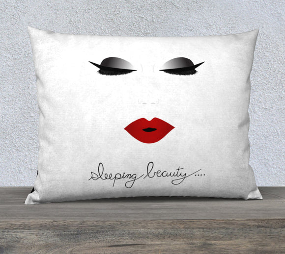 Sleeping Beauty Pillow Case - 26