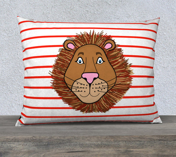 Leo the Lion Pillow Case - 26