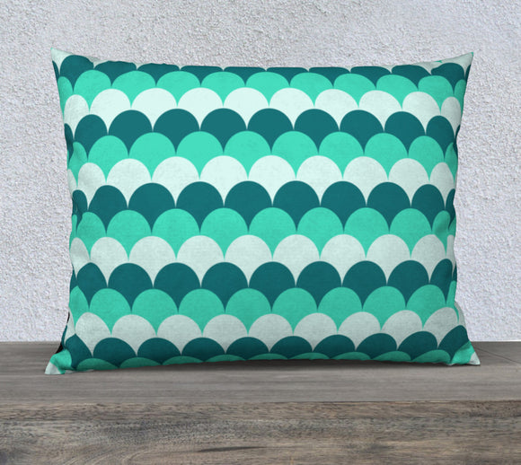 Mermaid Scales Pillow Case - 26