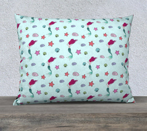 "Under the Sea Pillow Case - 26""x20"""