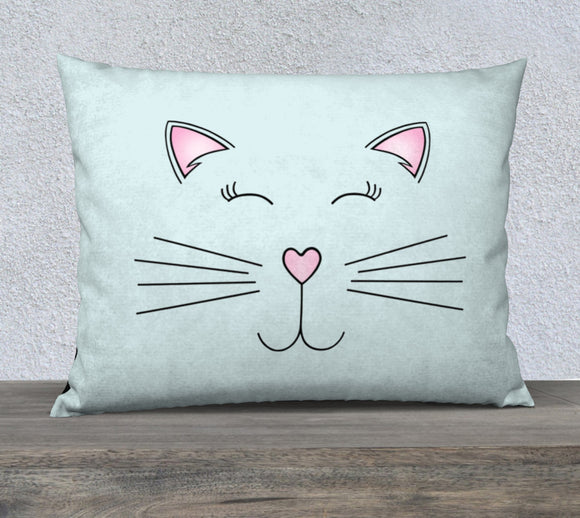 Pretty Kitty Pillow Case - 26